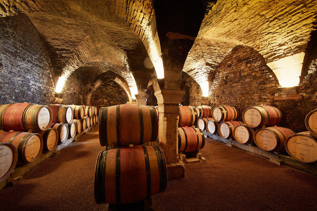 The collegiate church cellars