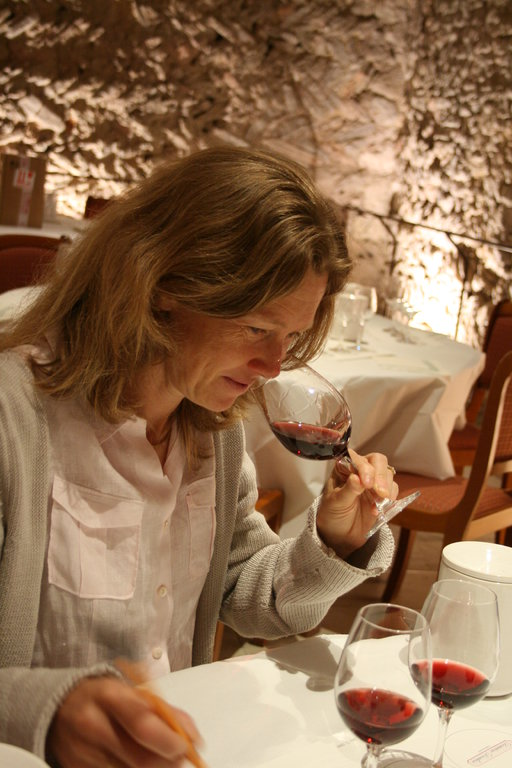 Veronique Drouhin tasting